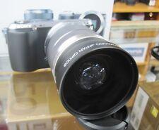 Wide Angle Lens for Sony NEX-F3 RX1 Alpha NEX-5R NEX-7 NEX-6 NEX-C3 NEX5 New