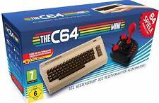 Artikelbild TheC64mini Retro-Spielekonsole mit 64 vorinstallierten Games NEU & OVP