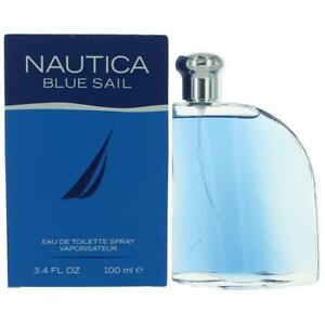 Nautica-Blue-Sail-Cologne-by-Nautica-3-4-oz-EDT-Spray-for-Men-NEW