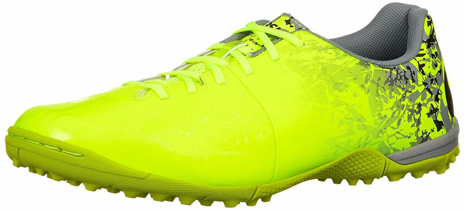 ASICS Turf Indoor Football Futsal shoes TOQUE 6 TF 1113A012 Yellow US7.5(25.5cm)