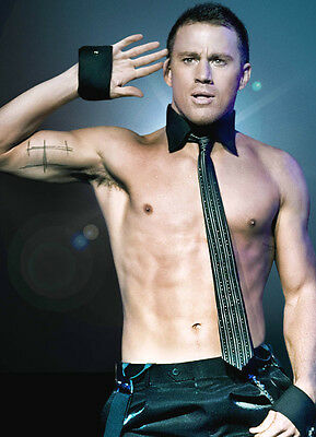 A3 CHANNING TATUM CT3 POSTER ART PRINT BUY2GET1FREE WHITE HOUSE DOWN//MAGIC MIKE