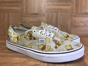 vans x winnie the pooh