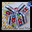 "7.5/"" wide school hair bows Kindergarten ROCKS  Cheer Style Hair Bow....."