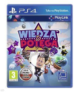 WIEDZA-TO-POT-GA-PL-SONY-PS4-PL-POLSKI-DUBBING-POLSKA-WERSJA-POLISH-JAK-BUZZ