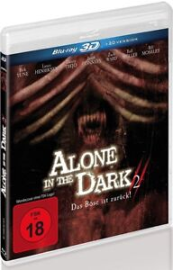Alone In The Dark 2 3d 2008 Blu Ray 2d 3d Region Free New Sealed Ebay