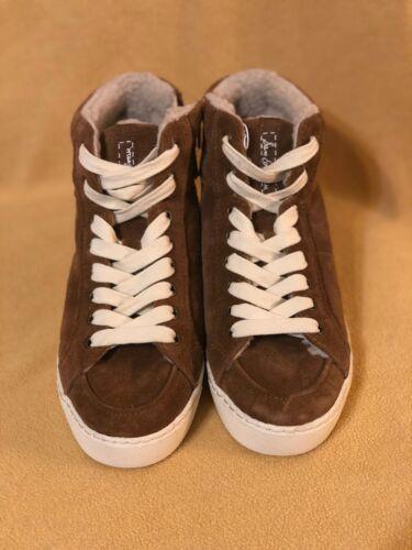 Sam SuedeDonna 6 M Sneakers Hightop Britt Mocha Edelman 5 qSMVzpU