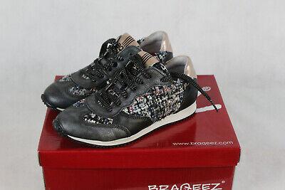 Details zu Braqeez Schuhe Turnschuhe Mädchen Gr.33,neu,LP 75€