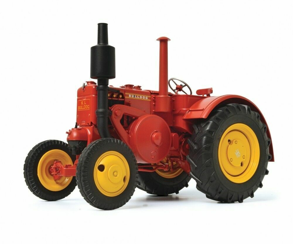 Schuco KL Bulldog Tractor 1 18 scale model 450011700