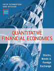 Quantitative Financial Economics: Stocks, Bonds and Foreign Exchange by Dirk Nitzsche, Keith Cuthbertson (Paperback, 2004)
