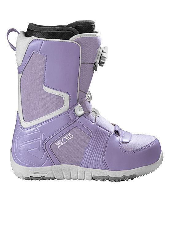 Boots Women's Snowboard Boot Woman FLOW LOTUS COILER BOA purplec