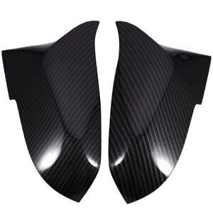1 Par de Fibra de Carbono Cubierta De Espejo Retrovisor Coche Tapa para F20 F22 F30 F31 F32 J6L5