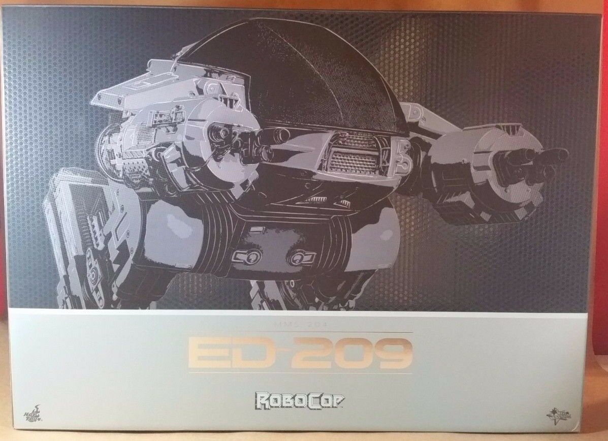 Hot Toys Robocop (1987) ED-209 1/6 Scale Action Figure 12