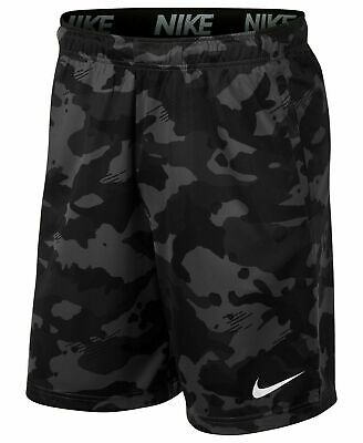 Nike Men's Dri Fit Gray Camo Print Training Shorts CD7682 060 Size XXL NWT | eBay