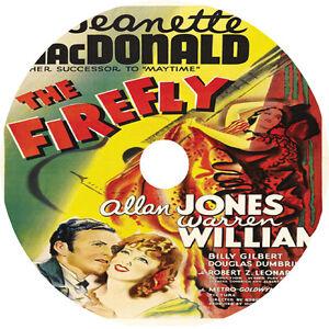 The-Firefly-1937-Jeanette-MacDonald-Allan-Jones-V-Rare-DVD