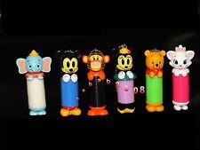 Yujin Disney Mickey spring keychain Figure Gashapon (full set of six figures)