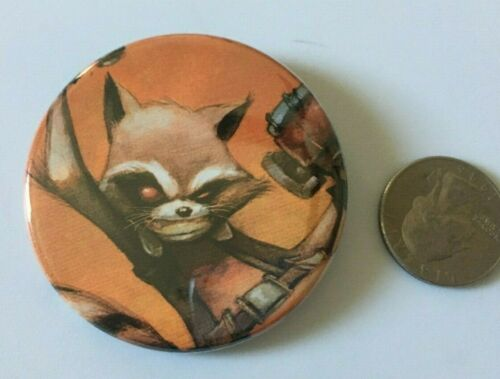 "Marvel cosmic heroes 2.25/"" Bouton PINS PINBACKS de réelles Comic Books"