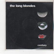 (FS39) The Long Blondes, Century - DJ CD
