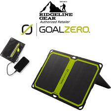 GOAL ZERO Nomad 7 Plus Smarter & Lighter Portable Solar Panel for GPS/phone/+