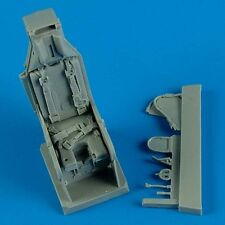 Quickboost - A-4 Skyhawk ejection seat with safety belts Schleudersitz 1:32 TIPP