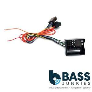 Fiat 500 2007 Onwards Replacement Car Stereo Radio Iso Wiring