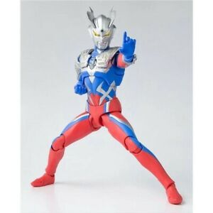 S-H-Figuarts-SHF-WD-Ultraman-Zero-PVC-Action-Figure-Model-Collectible-Toys-Gift