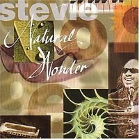 Stevie Wonder - Natural Wonder [new Cd] on Sale