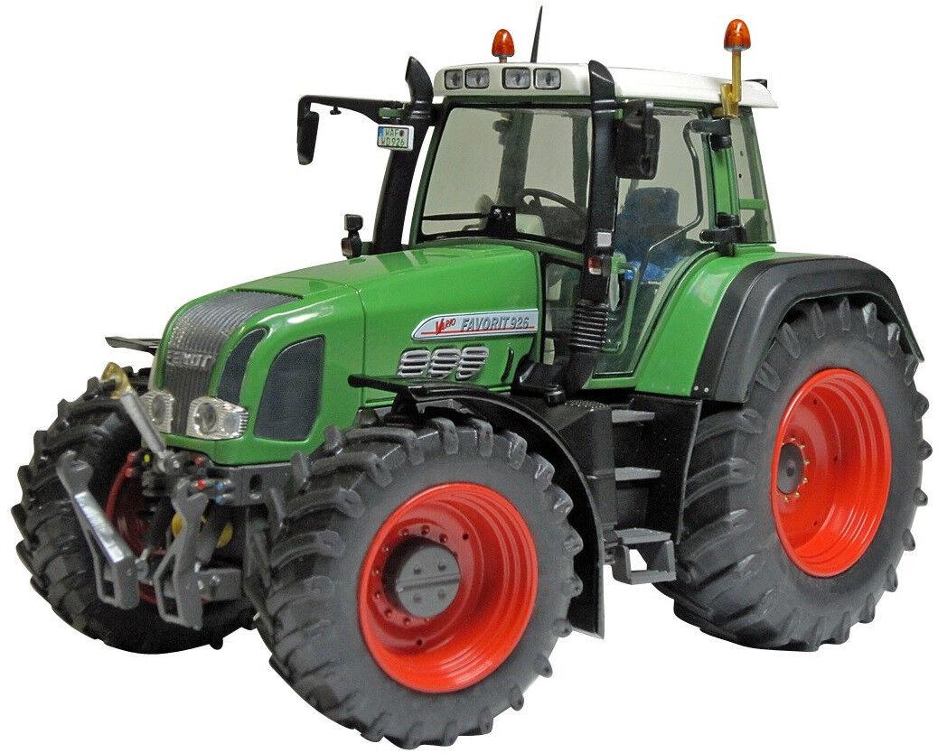 WEI1026 - Tracteur 926 Vario FENDT génération 2 équipé du relevage avant - 1 32