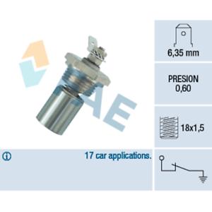 FAE 12340 Öldruckschalter