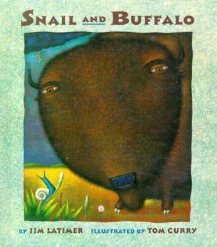 Snail and Buffalo by Jim Latimer