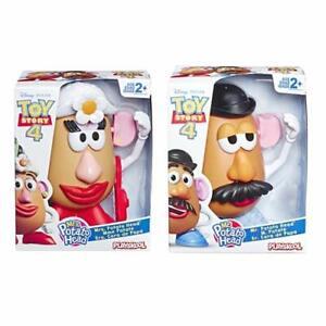 NEW-Mr-amp-Mrs-Playskool-Potato-Head-Disney-Pixar-Toy-Story-4-Classic-FAST-SHIP