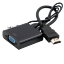 HDMI-to-VGA-Converter-Adapter-with-3-5mm-Audio thumbnail 1