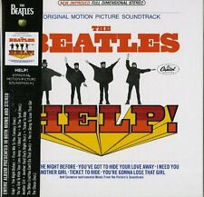 BEATLES HELP LTD ED 50TH ANNIVERSARY CD POP 2014 NEW