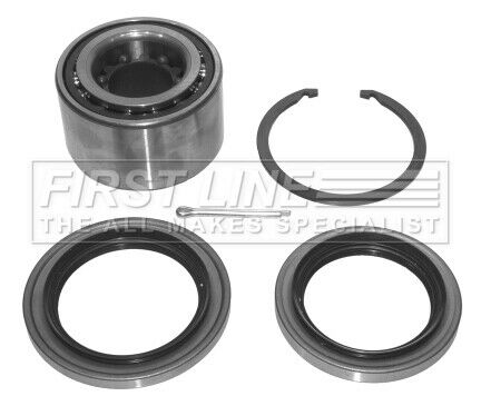 Wheel Bearing Kit fits TOYOTA SUPRA JZA80 3.0 Rear 93 to 96 2JZ-GTE FirstLine