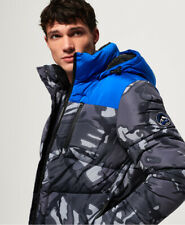 Superdry Mens Sd Expedition Coat