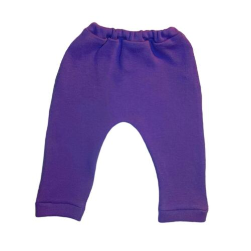 5 Sizes Preemie to Newborn to 6 month Solid Color Unisex Baby Pants 17 Colors