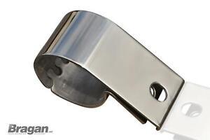 1x-Acier-Spot-Leger-Support-63mm-pour-Pare-Buffle-Coup-Camion-Pince-Barre-B