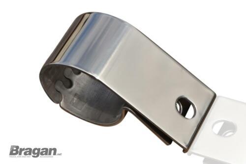1x Acier Spot Léger Support 63mm pour Pare-Buffle Coup Camion Pince Barre B
