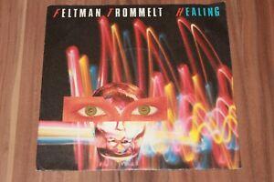 Feltman-Trommelt-Healing-1984-Vinyl-7-034-Ariola-106-730-100