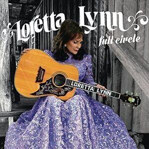 LORETTA-LYNN-034-FULL-CIRCLE-034-VINYL-Album-LP-Record-Country-Willie-Nelson-Costello