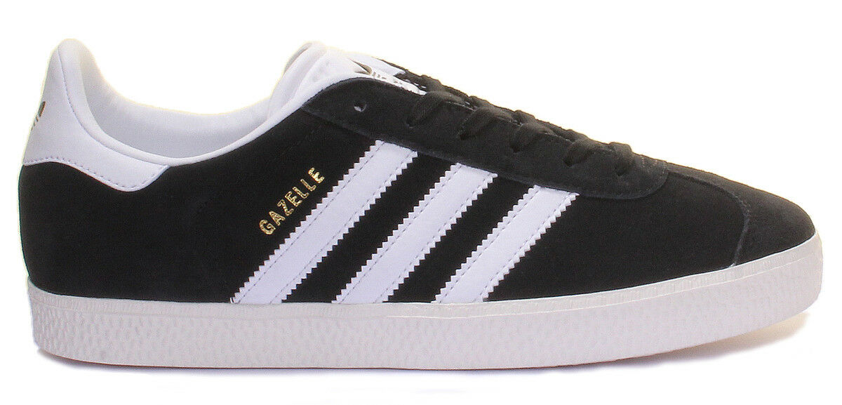 Adidas Gazelle Junior Suede Trainers Größe Uk 3 - 7