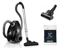Oreck Venture Pet Bare Floor Canister Vacuum   7 Year Warranty   7 Tune Ups