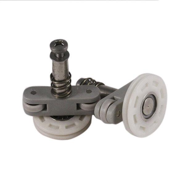 Remplacement roue coussins rouleau à pour cabine douche Tecnodor Cesana