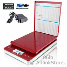 Saga Postal Scale 86lb X 01oz Digital Shipping Scale Weight Postage Withac In Usb