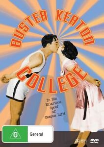 College-Buster-Keaton-DVD-New-Sealed