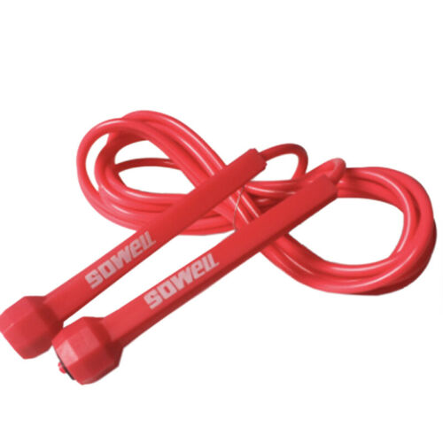 Speed ​​Jumping Rope Fitness Erwachsene Sport Springseil Training Speed ​​Cr  bD