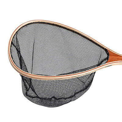 Brail Net Head Fly Fishing Landing Net for Saltwater Freshwater Fishing