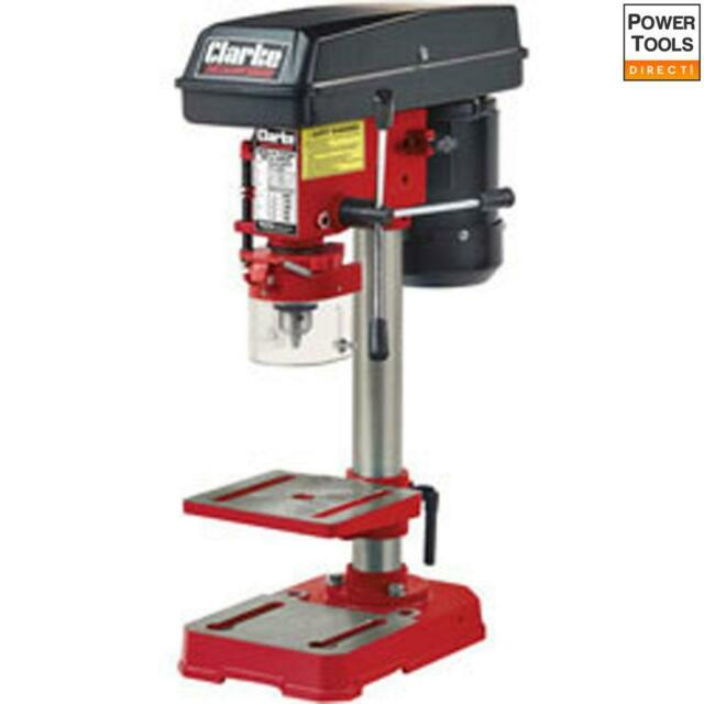 Clarke CDP5RB 5 Speed Bench Mounted Pillar Drill (Red)