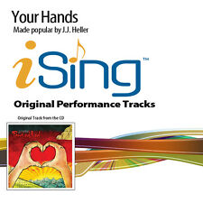 JJ Heller - Your Hands - Accompaniment Track