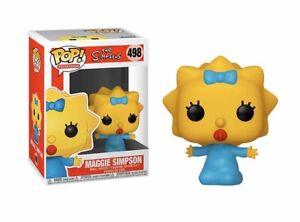 Funko-Pop-Vinyl-Maggie-Simpson-498-New-In-Box-The-Simpsons-Television
