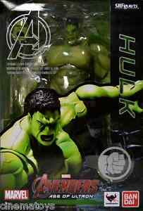 S-H-Figuarts-Marvel-Incredible-Hulk-Avengers-Age-Of-Ultron-Action-Figure-BANDAI